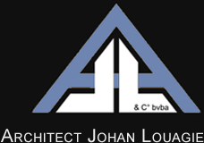 Architect Johan Louagie